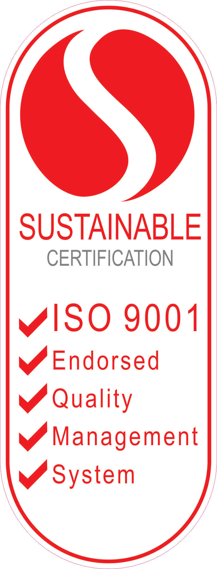 ISO9001 Quality Logo